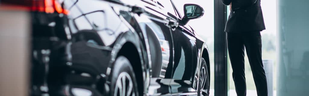 écran géants dans l'automobile - banner