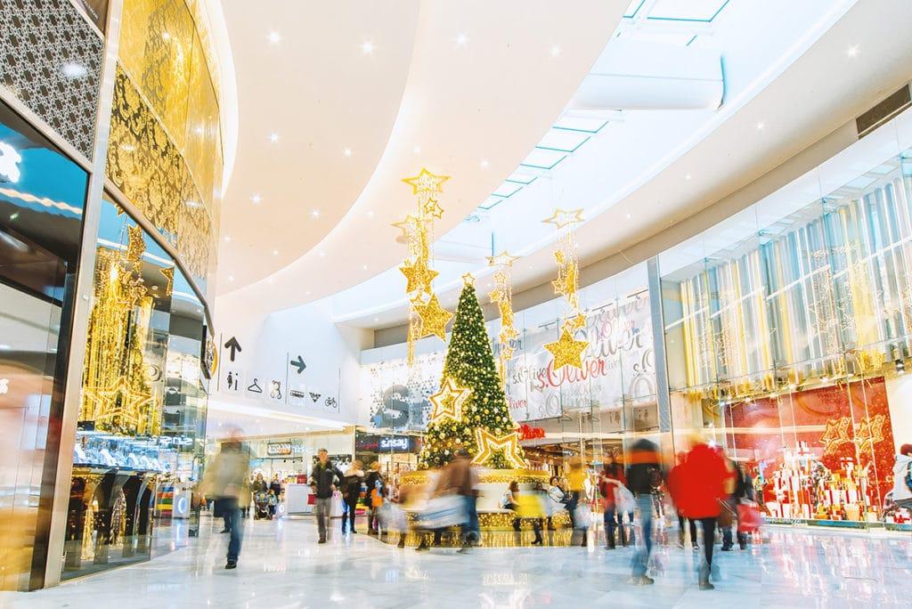 préparer les fêtes sur le plan commercial
