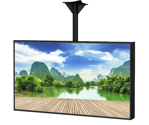 moniteur LCD professionnel